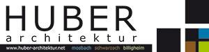 HUBER architekten PartGmbB Logo